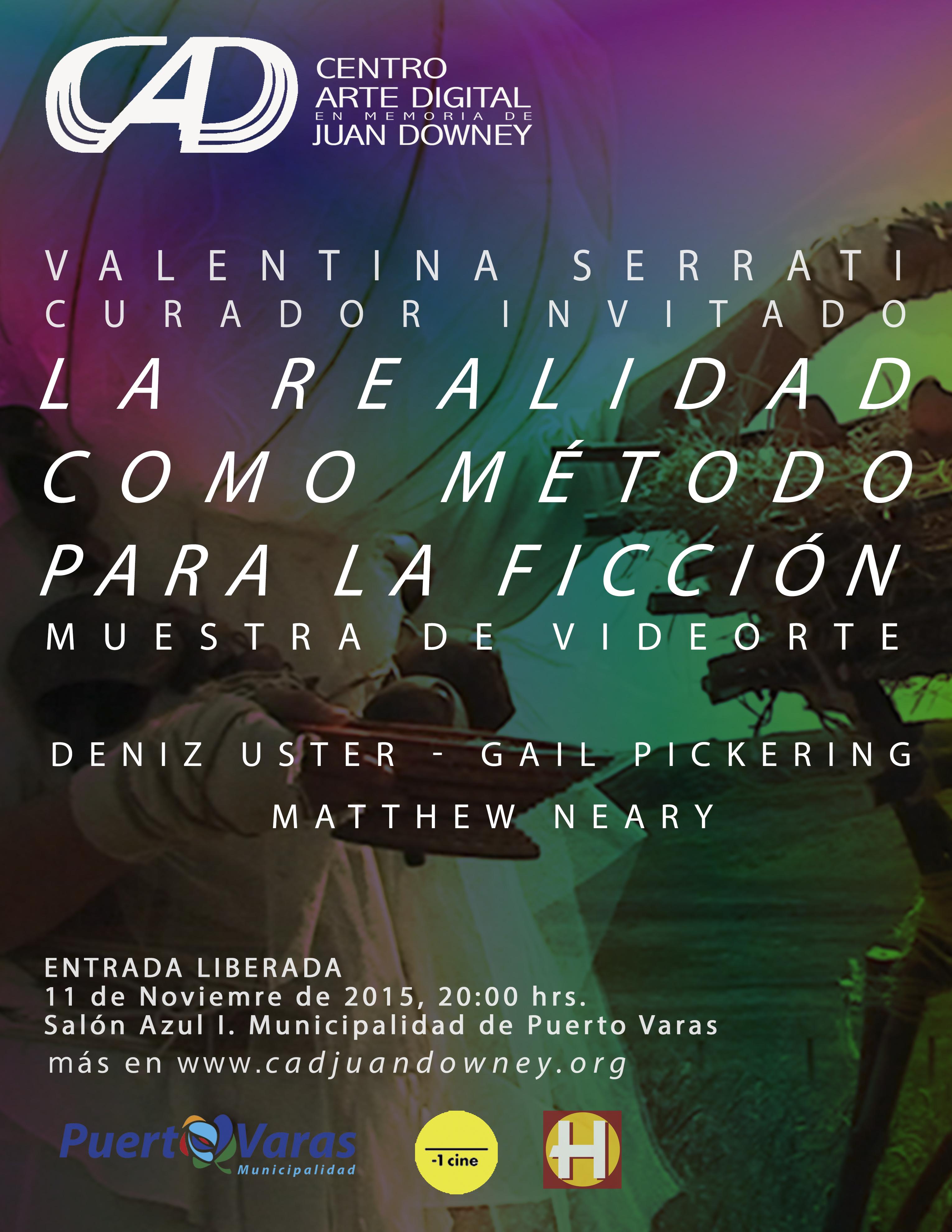 Afiche_La_Realidad_como_método_para_la_ficción