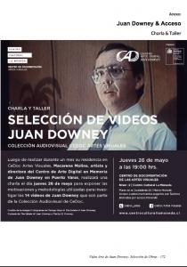 Video Arte de Juan Downey Transcripción & Notas Desde Archivo CeDoc – CCPLM_10