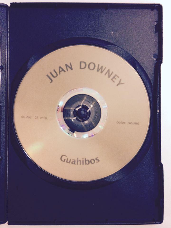 dvd guahibos