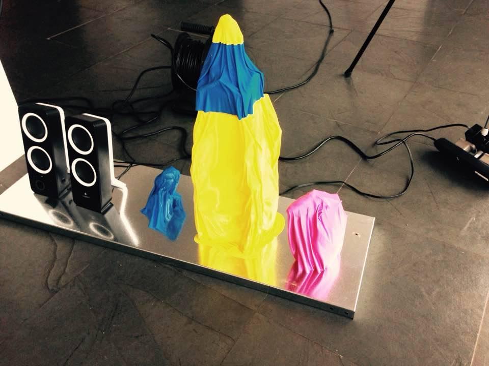 Juan Downey, nuevos medios, artes visuales, videoarte, escrultura 3d arte